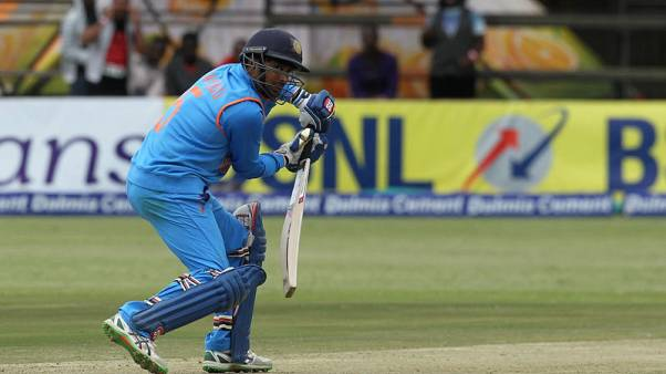 India's Rayudu suspended from bowling in international cricket