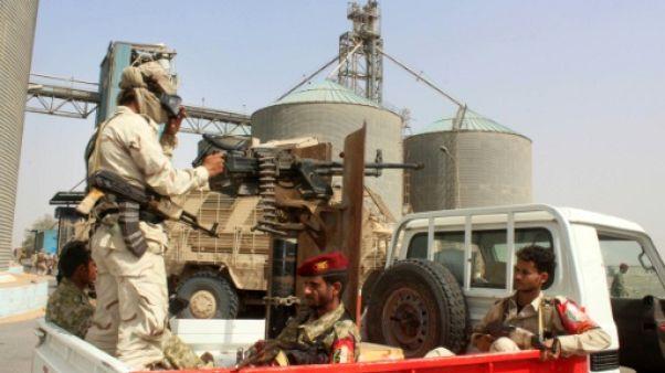 Dans la ville yéménite de Hodeida, la nourriture comme arme de guerre