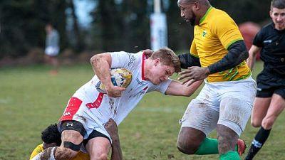 Rugby / Côte d'Ivoire : La Suisse en amical le 24 février