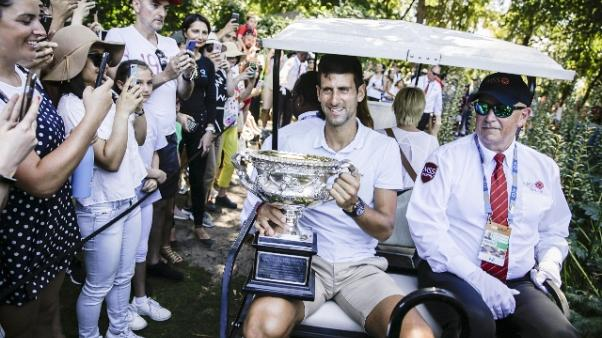 Tennis:Djokovic punta a superare Federer