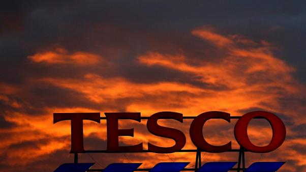 UK union seeks urgent talks with Tesco over job cuts report