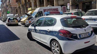 Multe cancellate a Roma, 197 indagati