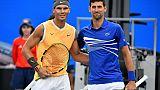 Open d'Australie: Djokovic et Nadal, toujours souverains face à la jeune garde