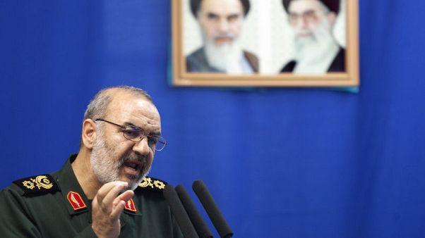 قائد بالحرس الثوري يهدد بمحو إسرائيل إذا شنت هجوما