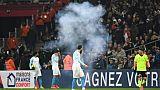 Ligue 1: huis clos total pour Marseille à titre conservatoire après les incidents contre Lille