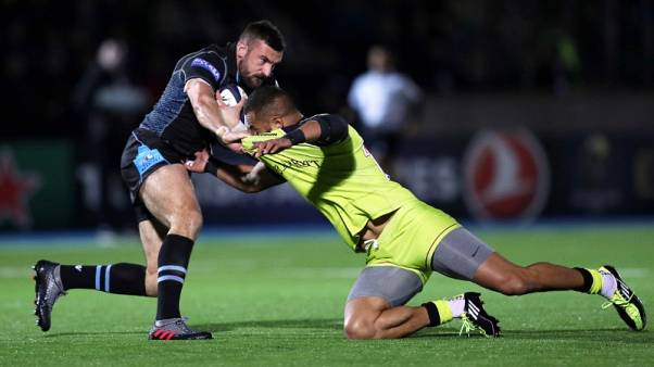 Scotland add uncapped centre McDowall to squad for Italy clash