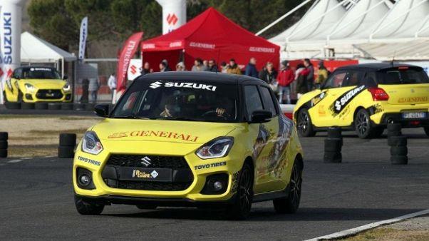 Il Rally Italia Talent incanta Siena