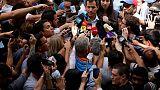 Venezuela's Guaido calls for new protests as pressure on Maduro rises