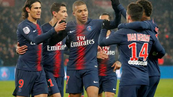 PSG and Huddersfield at opposite ends of Europe's goal spectrum
