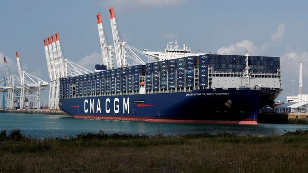 France's CMA CGM launches offer to buy rest of CEVA Logistics shares