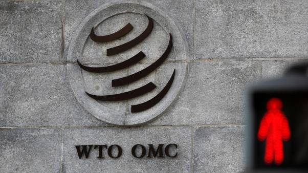 China brings U.S. tariff dispute to WTO, berates Washington for blocking judges