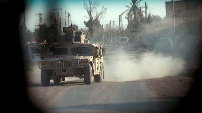 Dans l'est de la Syrie, l'EI acculé dans quatre kilomètres carrés