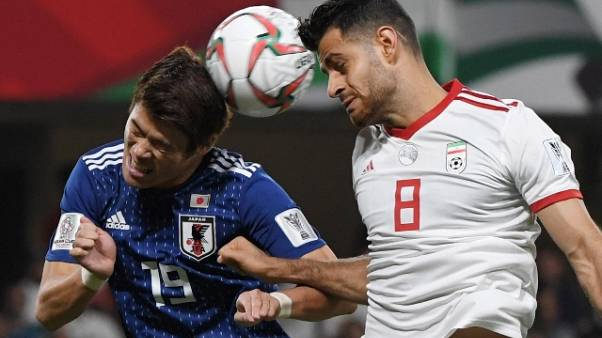 Coppa Asia:3-0 a Iran,Giappone in finale