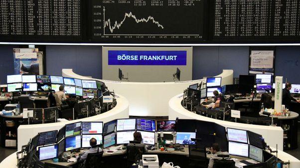 خسائر كبيرة لأسهم أوروبا بفعل كاتربيلر وبيانات صينية مخيبة للآمال