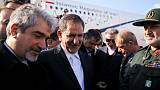 Iran strikes economic deals with Syria during VP visit