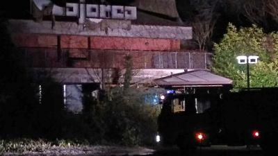 Clochard trovato morto in ex discoteca