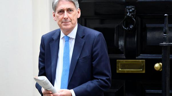 Hammond to deliver Spring fiscal statement on March 11 - Sky