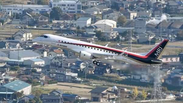 Mitsubishi accuses Bombardier of trying to limit competition for regional jets