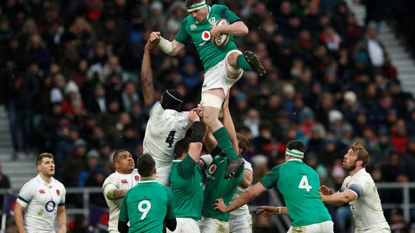 Patient Ireland will 'bore' us, says England defence coach