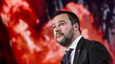 Diciotti: Salvini, processo non va fatto