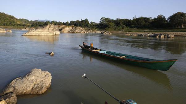 Myanmar official suggests downsizing or relocation of dam that frayed China ties