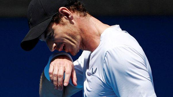 موراي يجري جراحة في الفخذ بعد انسحابه من بطولة مرسيليا المفتوحة