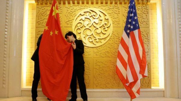 Commerce: le négociateur chinois à Washington pour une réunion cruciale