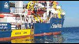 Salvini,ok sbarco SeaWatch se trasferiti