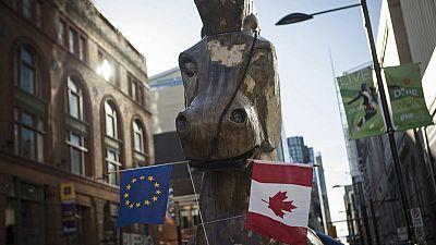 EU-Canada trade deal is lawful - EU court adviser