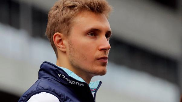 Former Williams F1 driver Sirotkin to race at Le Mans