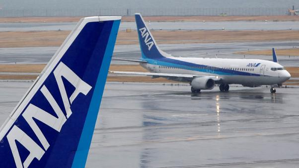ايه.ان.ايه اليابانية تشتري طائرات بقيمة 4.3 مليار دولار من بوينج وإيرباص