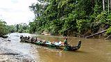 Guyane : soldats et gendarmes contre garimpeiros, au coeur de la forêt