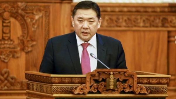 Mongolie: le président du Parlement limogé après des manifestations