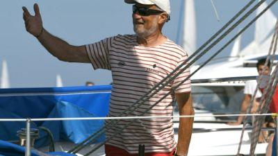 Golden Globe Race: Van den Heede remporte une course autour du monde à 73 ans et à l'ancienne