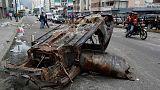 الأمم المتحدة: مقتل أكثر من 40 واعتقال 850 خلال أعمال العنف بفنزويلا