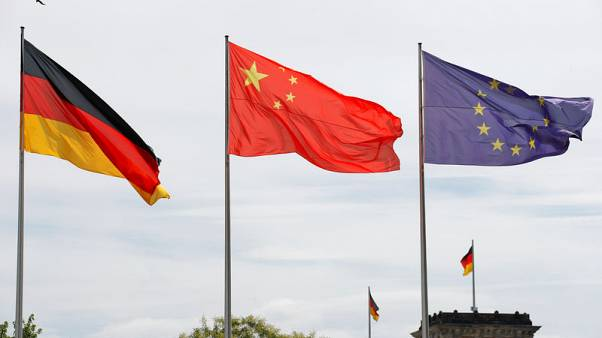 Europe's listed firms expect to glean $521 billion in revenue from China