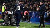 Neymar: le spectre d'une longue indisponibilité inquiète le PSG