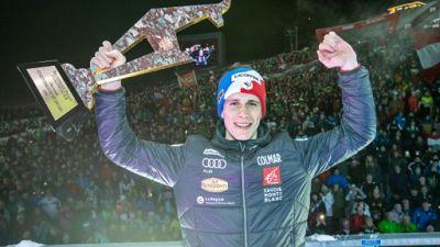 Ski: Clément Noël pour un triplé historique lors du slalom de Schladming