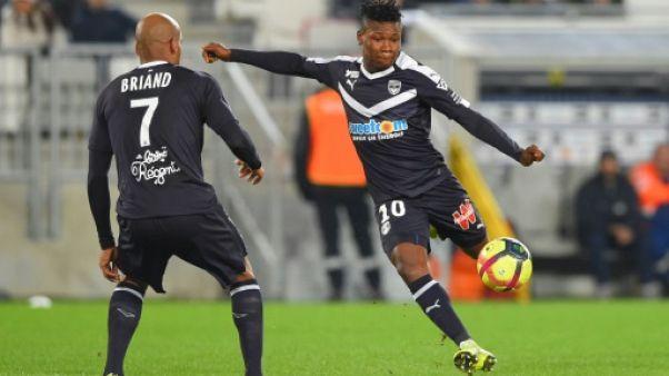 Bordeaux: Kalu a pris le relais