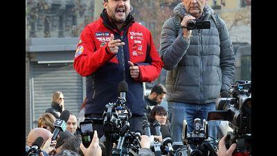 Salvini, andiamo avanti cinque anni