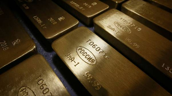Gold back on upward path as global growth slows - Reuters Poll