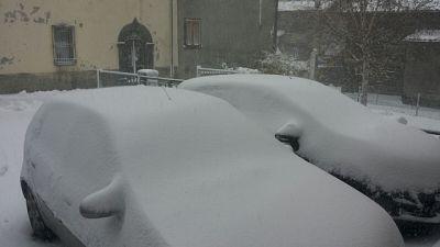 Maltempo:Toscana,codice giallo per neve