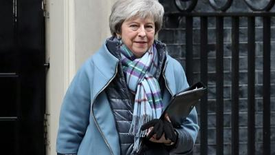 Brexit: Theresa May veut rouvrir l'accord de divorce avec l'UE