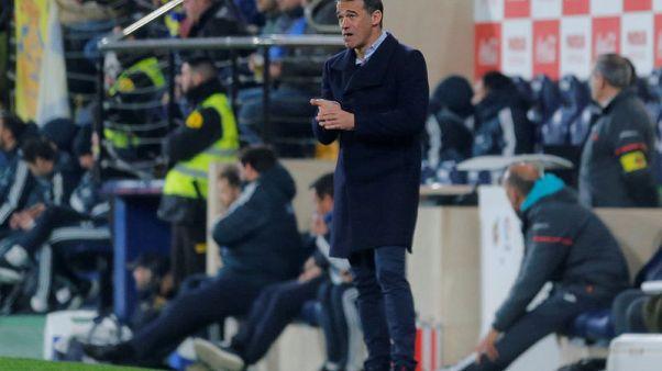 Villarreal sack coach Luis Garcia after nine games