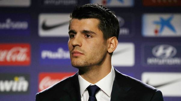 Morata delighted to join Atletico on loan from Chelsea