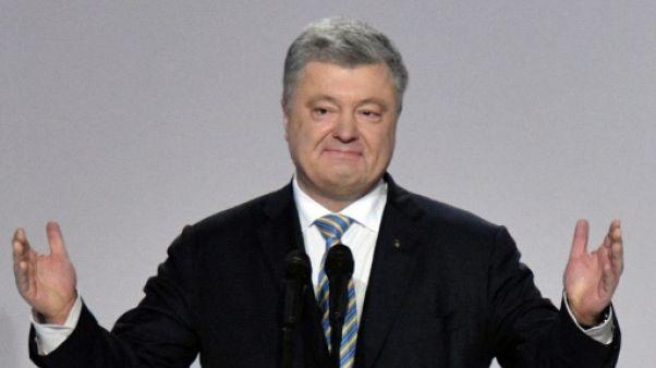 Porochenko, président pro-occidental à la peine face à la corruption
