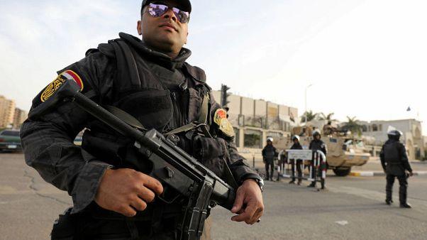 مصر تقبض على 54 للاشتباه بتخطيطهم لأعمال عنف في ذكرى الانتفاضة