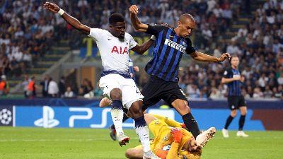 Monaco:obiettivo Miranda,Inter non molla