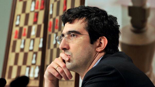 Russian chess grandmaster Vladimir Kramnik retires