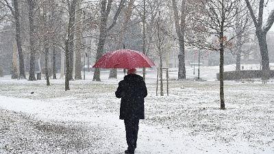 In arrivo neve al Nord ed in Sardegna